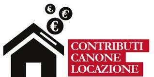 BANDO DI CONCORSO PER L'ASSEGNAZIONE DEI CONTRIBUTI DI SOSTEGNO AL PAGAMENTO DEL CANONE DI LOCAZIONE