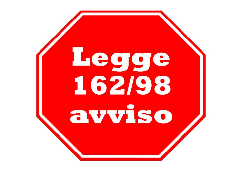 PROROGA PRESENTAZIONE DOMANDE L.162/98